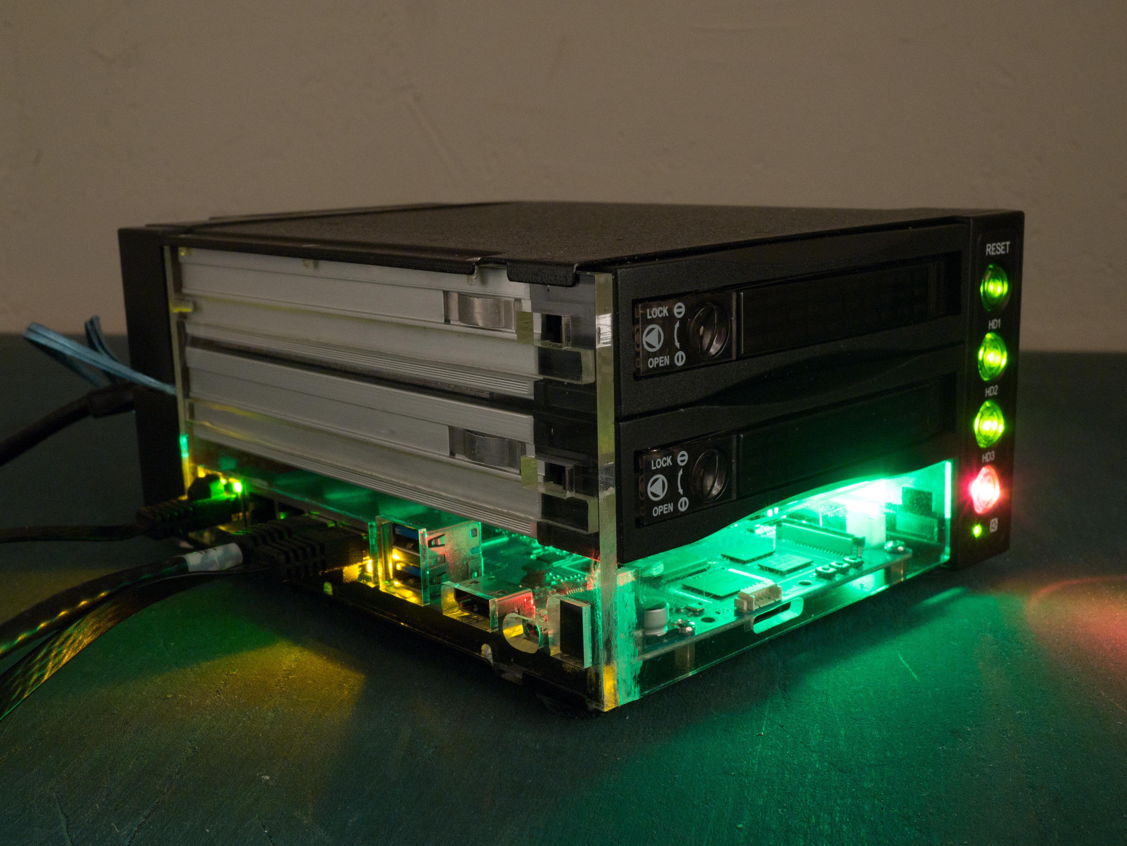 DIY NAS/Router